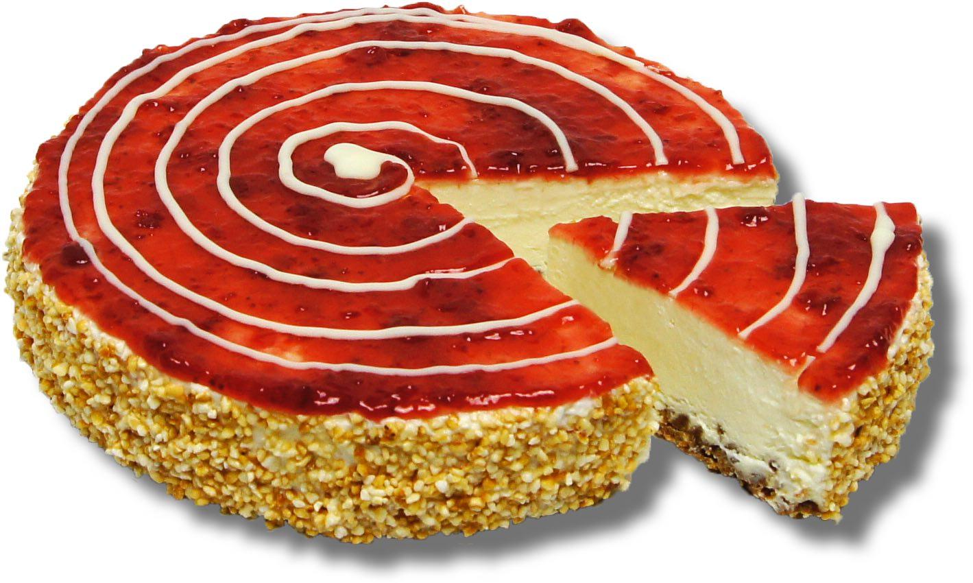 Cheesecake Erdbeer