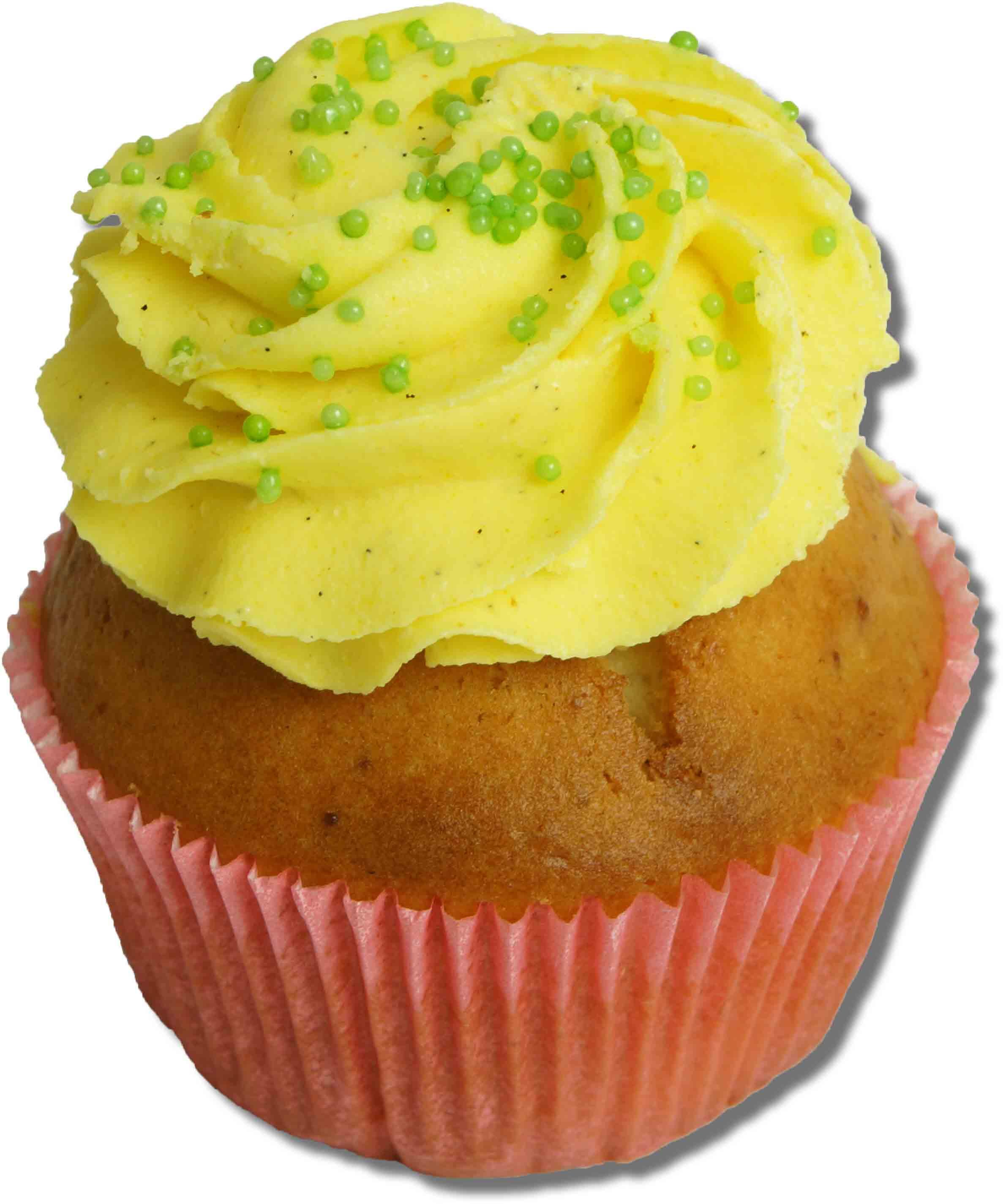 Muffin Zitrone