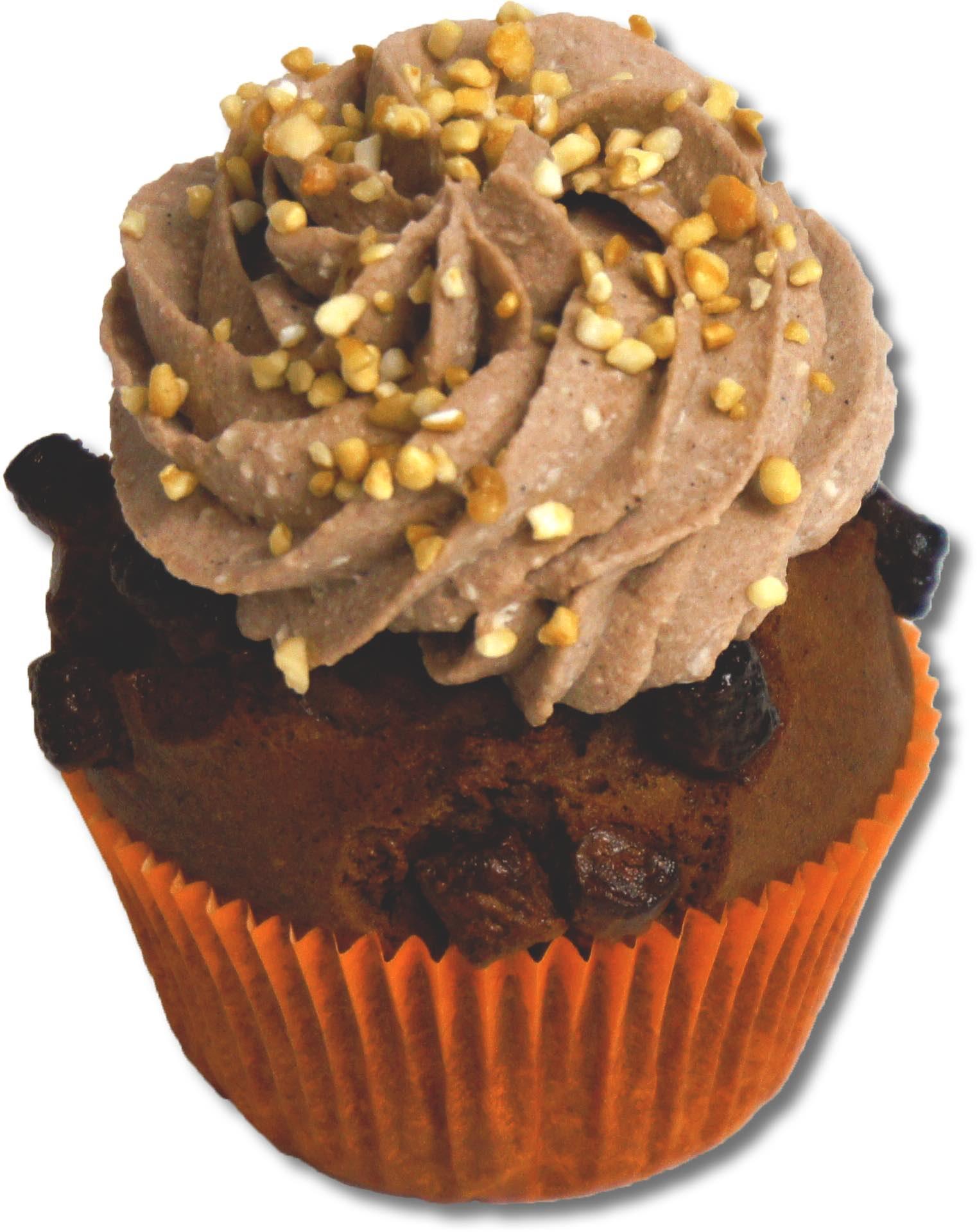 Muffin Schoggi