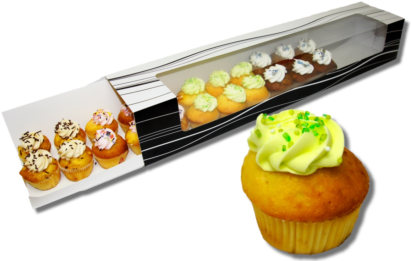 Mini Cupcakeschnitte
