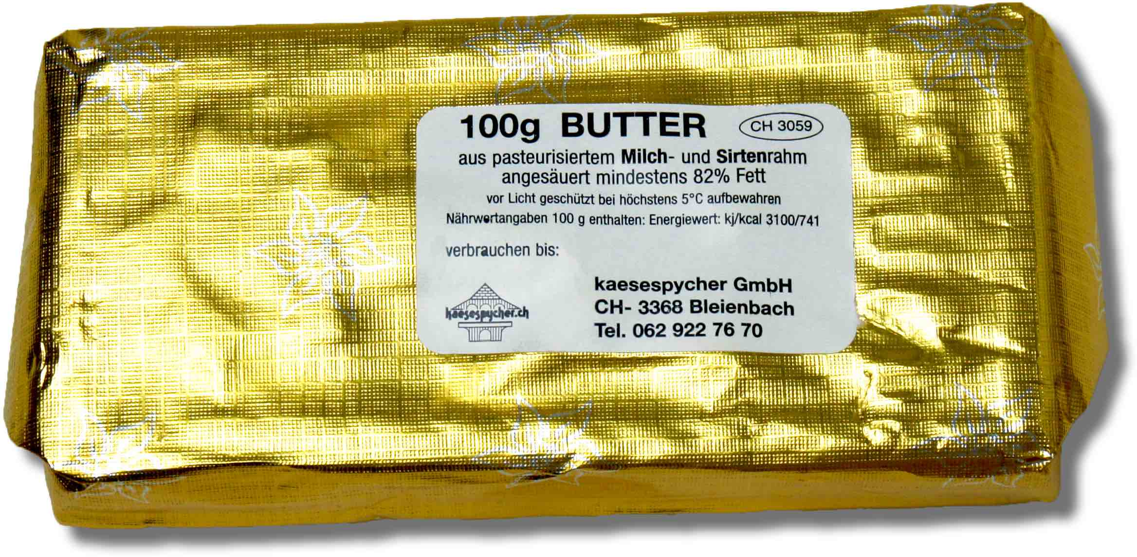 Käsereibutter, 100g