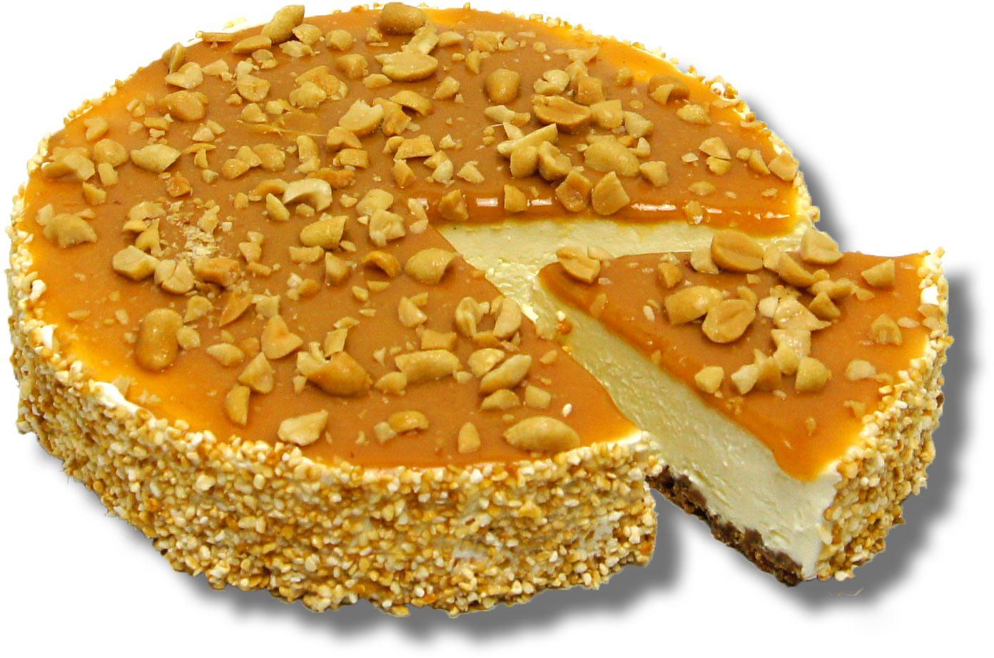 Cheesecake Whisky-Caramel