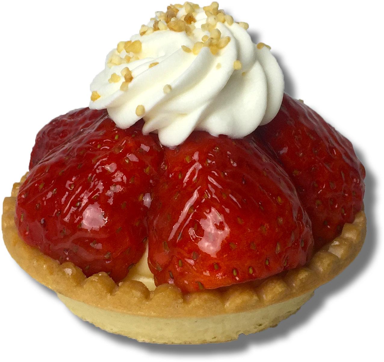 Erdbeertörtli
